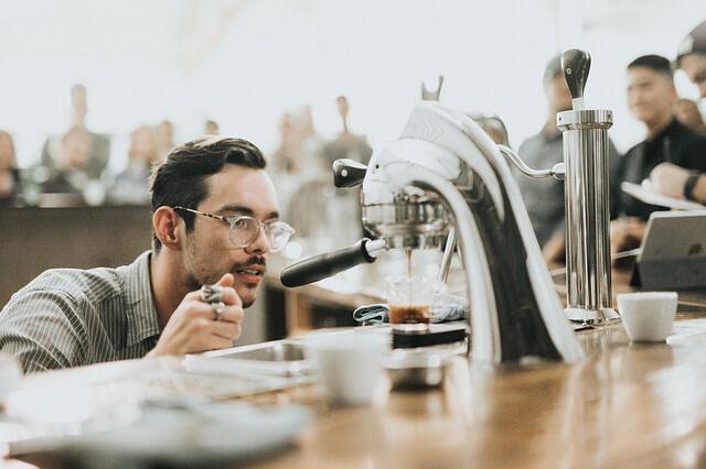 barista, barismo, coffe, machine coffe, café